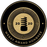 2020 Webby Honoree
